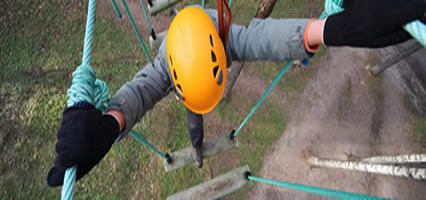 Newcastle High Ropes