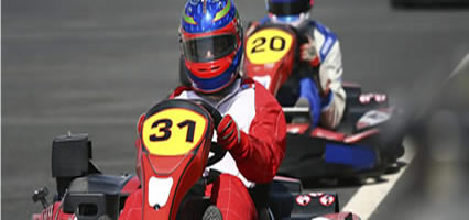Newcastle Weekends - Karting Grand Prix